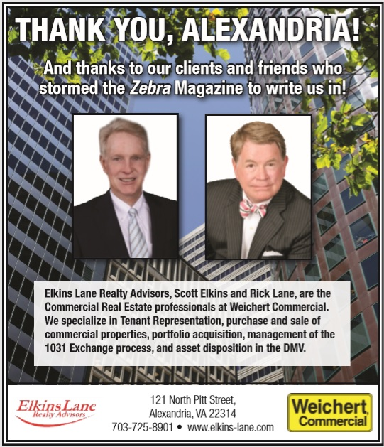 Alexandria Real Estate Award winners